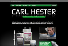 Carl Hester - Equestrian products