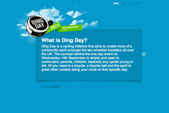 Ding Day - London cycling event