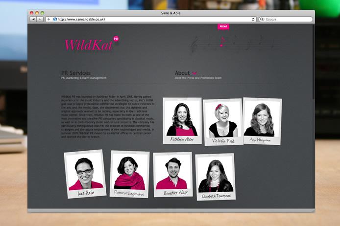 WildKat PR team
