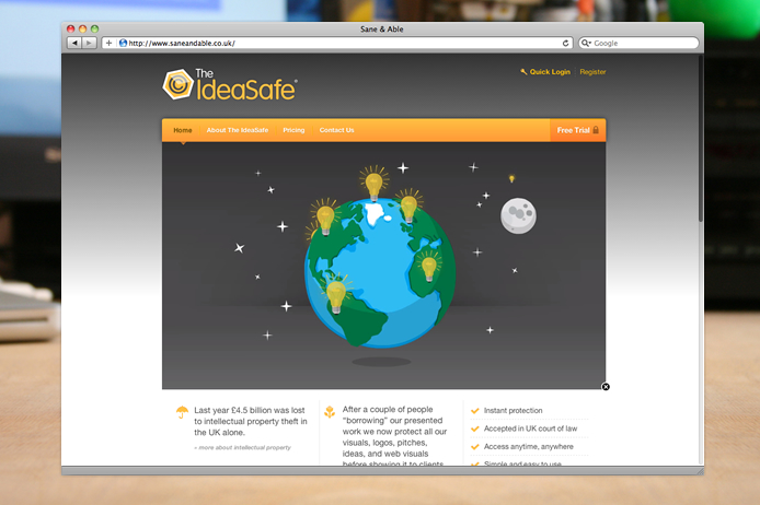 the-ideasafe-website-video