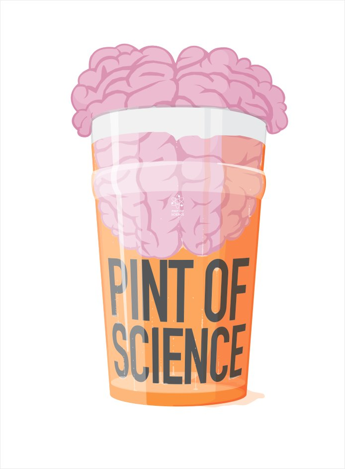 Pint of Science logo